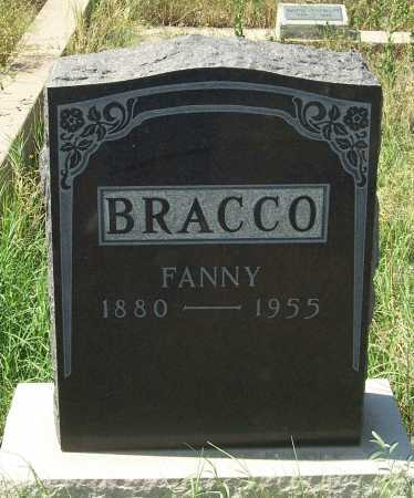 BRACCO, FANNY - Gila County, Arizona | FANNY BRACCO - Arizona Gravestone Photos