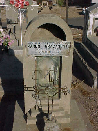BRACAMONTE, RAMON - Gila County, Arizona | RAMON BRACAMONTE - Arizona Gravestone Photos