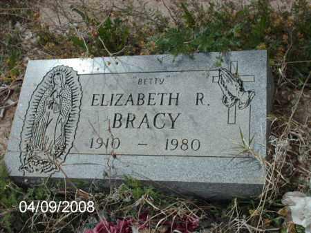 BRACY, ELIZABETH R. - Gila County, Arizona   ELIZABETH R. BRACY - Arizona Gravestone Photos