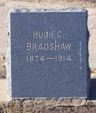 BRADSHAW, HUGH C. - Gila County, Arizona | HUGH C. BRADSHAW - Arizona Gravestone Photos
