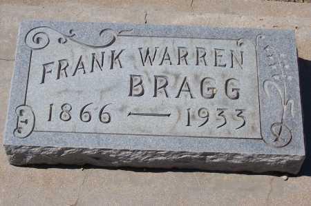 BRAGG, FRANK WARREN - Gila County, Arizona | FRANK WARREN BRAGG - Arizona Gravestone Photos