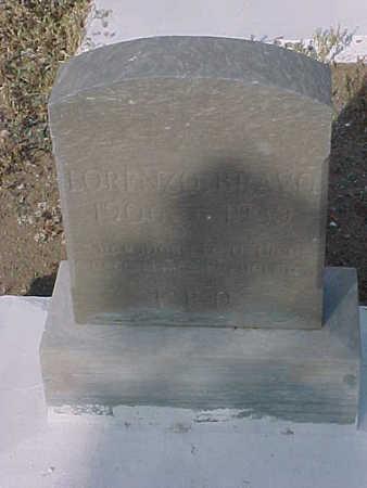 BRAVO, LORENZO - Gila County, Arizona | LORENZO BRAVO - Arizona Gravestone Photos