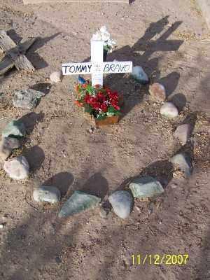 "BRAVO, TOMAS ""TOMMY"" - Gila County, Arizona | TOMAS ""TOMMY"" BRAVO - Arizona Gravestone Photos"