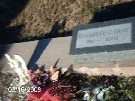 BRAY, ELIZABETH - Gila County, Arizona | ELIZABETH BRAY - Arizona Gravestone Photos
