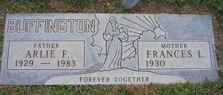BUFFINGTON, ARLIE - Gila County, Arizona | ARLIE BUFFINGTON - Arizona Gravestone Photos