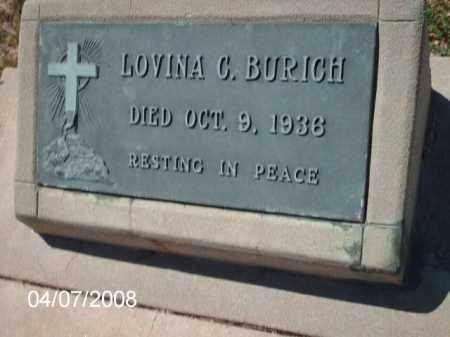 BURICH, LIVINA C. - Gila County, Arizona | LIVINA C. BURICH - Arizona Gravestone Photos