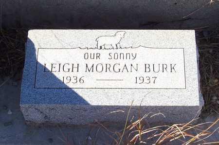 BURK, LEIGH MORGAN - Gila County, Arizona   LEIGH MORGAN BURK - Arizona Gravestone Photos