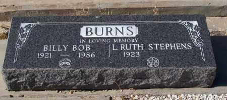STEPHENS BURNS, L. RUTH - Gila County, Arizona | L. RUTH STEPHENS BURNS - Arizona Gravestone Photos