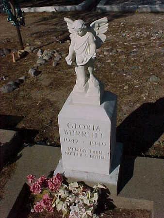 BURRUEL, GLORIA LOPEZ - Gila County, Arizona | GLORIA LOPEZ BURRUEL - Arizona Gravestone Photos