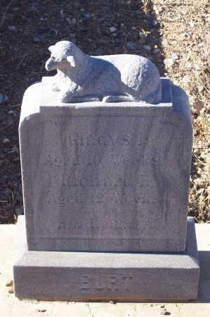 BURT, GLADYS - Gila County, Arizona | GLADYS BURT - Arizona Gravestone Photos