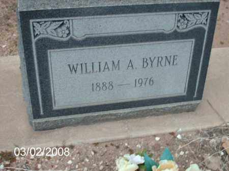 BYRNE, WILLIAM - Gila County, Arizona | WILLIAM BYRNE - Arizona Gravestone Photos