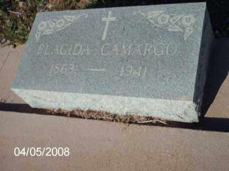 CAMARGO, PLACIDA - Gila County, Arizona | PLACIDA CAMARGO - Arizona Gravestone Photos