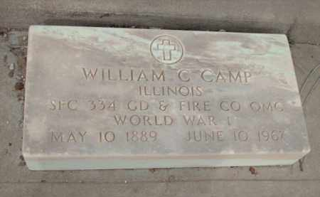 CAMP, WILLIAM C. - Gila County, Arizona | WILLIAM C. CAMP - Arizona Gravestone Photos