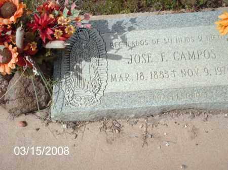 CAMPOS, JOSE - Gila County, Arizona | JOSE CAMPOS - Arizona Gravestone Photos