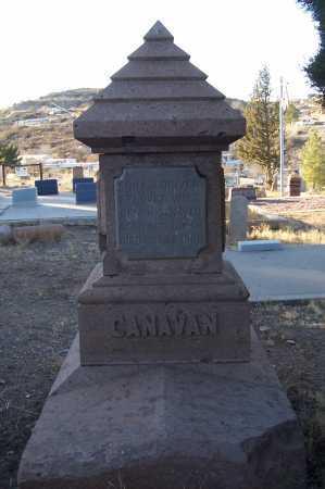 DRIVER CANAVAN, ANNA J. - Gila County, Arizona | ANNA J. DRIVER CANAVAN - Arizona Gravestone Photos