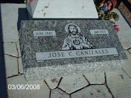 CANIZALES, JOSE - Gila County, Arizona | JOSE CANIZALES - Arizona Gravestone Photos
