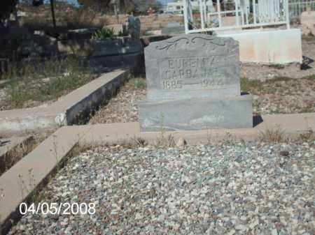 CARBAJAL, EUFEMIA - Gila County, Arizona | EUFEMIA CARBAJAL - Arizona Gravestone Photos