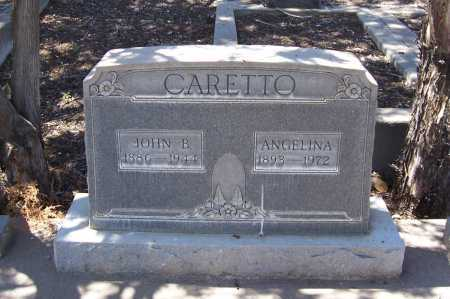 CARETTO, ANGELINA - Gila County, Arizona | ANGELINA CARETTO - Arizona Gravestone Photos