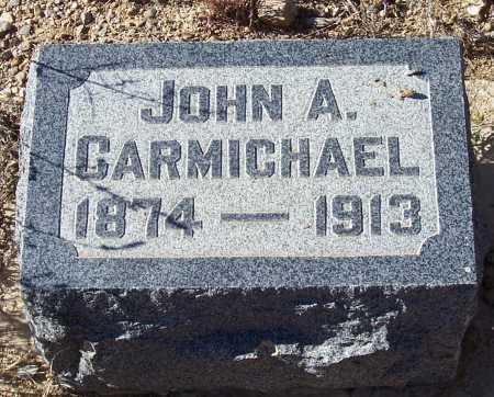 CARMICHAEL, JOHN A. - Gila County, Arizona | JOHN A. CARMICHAEL - Arizona Gravestone Photos