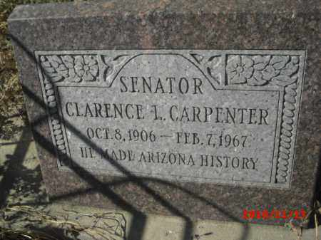 CARPENTER, CLARENCE - Gila County, Arizona | CLARENCE CARPENTER - Arizona Gravestone Photos