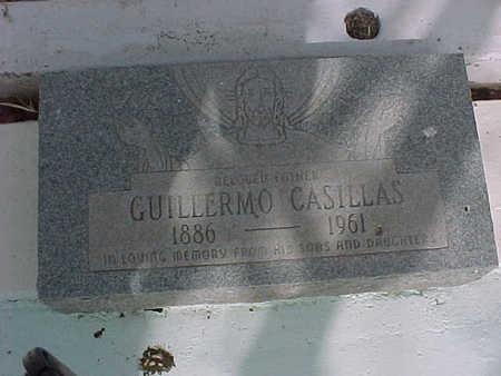 CASILLAS, GUILLERMO - Gila County, Arizona | GUILLERMO CASILLAS - Arizona Gravestone Photos