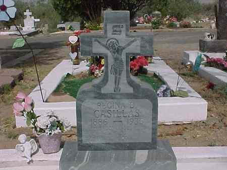 CASILLAS, REGINA - Gila County, Arizona | REGINA CASILLAS - Arizona Gravestone Photos