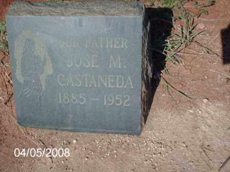 CASTANEDA, JOSE M. - Gila County, Arizona | JOSE M. CASTANEDA - Arizona Gravestone Photos