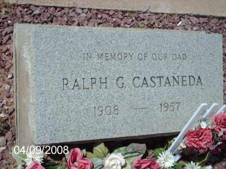 CASTANEDA, RALPH G. - Gila County, Arizona | RALPH G. CASTANEDA - Arizona Gravestone Photos