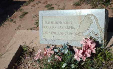 CASTANEDA, RICARDO - Gila County, Arizona | RICARDO CASTANEDA - Arizona Gravestone Photos