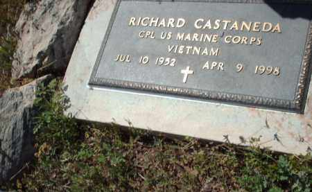CASTANEDA, RICHARD - Gila County, Arizona | RICHARD CASTANEDA - Arizona Gravestone Photos