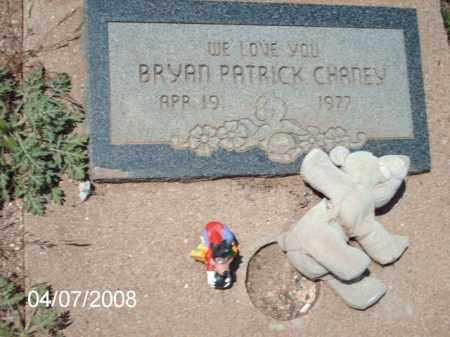CHANEY, BRYAN - Gila County, Arizona | BRYAN CHANEY - Arizona Gravestone Photos
