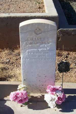 CHAPMAN, CHARLES - Gila County, Arizona | CHARLES CHAPMAN - Arizona Gravestone Photos