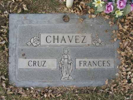 CHAVEZ, FRANCES - Gila County, Arizona | FRANCES CHAVEZ - Arizona Gravestone Photos