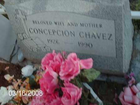 CHAVEZ, CONCEPCION - Gila County, Arizona | CONCEPCION CHAVEZ - Arizona Gravestone Photos