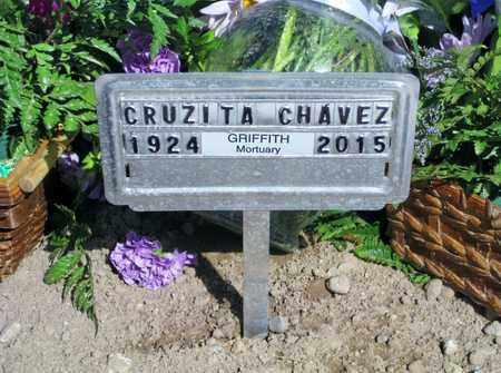 "CUEVAS CHAVEZ, CRUZITA ""NANA"" - Gila County, Arizona | CRUZITA ""NANA"" CUEVAS CHAVEZ - Arizona Gravestone Photos"