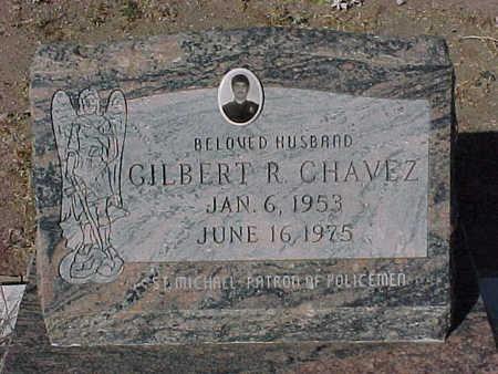 CHAVEZ, GILBERT  R. - Gila County, Arizona   GILBERT  R. CHAVEZ - Arizona Gravestone Photos
