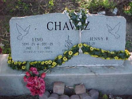CHAVEZ, JENNY  R. - Gila County, Arizona | JENNY  R. CHAVEZ - Arizona Gravestone Photos
