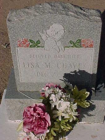 CHAVEZ, LISA  M. - Gila County, Arizona | LISA  M. CHAVEZ - Arizona Gravestone Photos