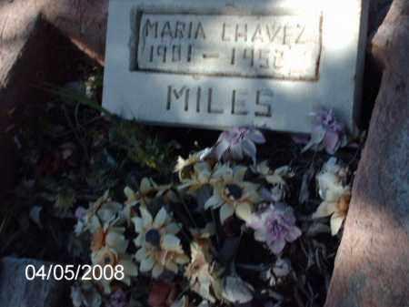 CHAVEZ, MARIA - Gila County, Arizona | MARIA CHAVEZ - Arizona Gravestone Photos