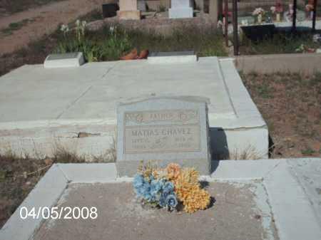 CHAVEZ, MATIAS - Gila County, Arizona | MATIAS CHAVEZ - Arizona Gravestone Photos