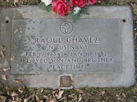 CHAVEZ, RAOUL - Gila County, Arizona | RAOUL CHAVEZ - Arizona Gravestone Photos