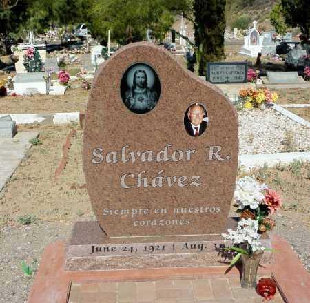CHAVEZ, SALVADOR R. - Gila County, Arizona | SALVADOR R. CHAVEZ - Arizona Gravestone Photos