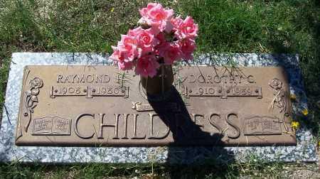 CHILDRESS, DOROTHY C. - Gila County, Arizona   DOROTHY C. CHILDRESS - Arizona Gravestone Photos