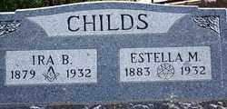 CHILDS, IRA BELL - Gila County, Arizona | IRA BELL CHILDS - Arizona Gravestone Photos
