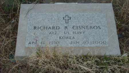 CISNEROS, RICHARD R. - Gila County, Arizona | RICHARD R. CISNEROS - Arizona Gravestone Photos
