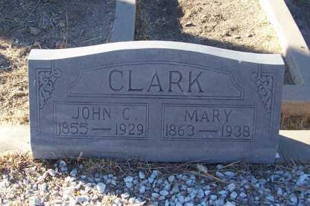 ANDERSON CLARK, MARY - Gila County, Arizona   MARY ANDERSON CLARK - Arizona Gravestone Photos