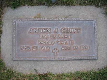 CLUFF, ARDEN - Gila County, Arizona | ARDEN CLUFF - Arizona Gravestone Photos