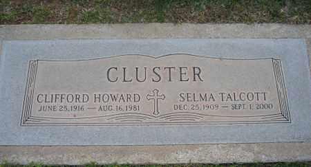 CLUSTER, CLIFFORD - Gila County, Arizona | CLIFFORD CLUSTER - Arizona Gravestone Photos