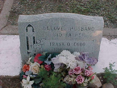 COBO, FRANK  O. - Gila County, Arizona | FRANK  O. COBO - Arizona Gravestone Photos