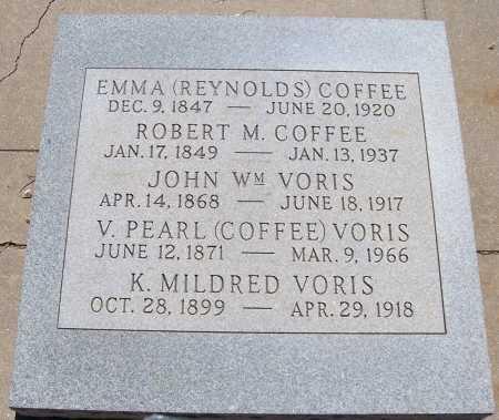 COFFEE, EMMA - Gila County, Arizona | EMMA COFFEE - Arizona Gravestone Photos